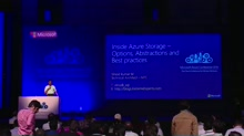 Day 2 : Data & Services Sabha1 - Inside Azure Storage