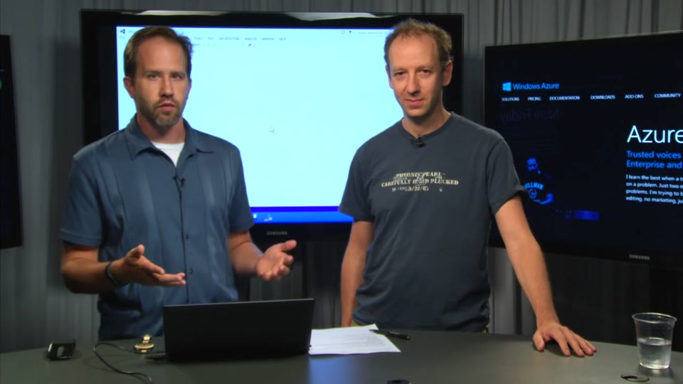 What is Kudu? - Azure Web Sites Deployment with David Ebbo