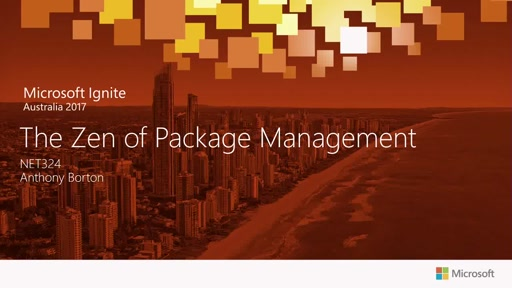 The Zen of Package Management