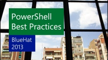 PowerShell Best Practices