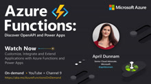 Power Apps and OpenAPI Q&A