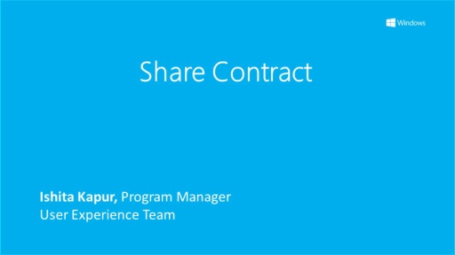 Share Contract