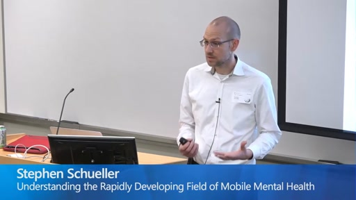 Understanding the Rapidly Developing Field of Mobile Mental Health