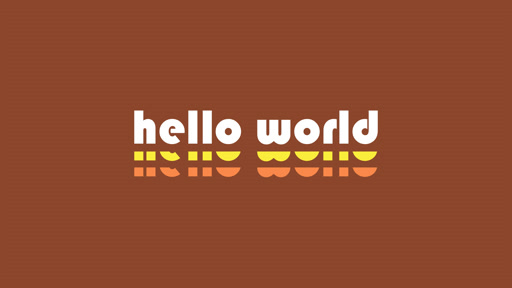 Hello World! Tuesday Feb, 23