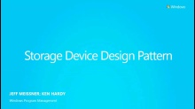 Storage device access and AutoPlay in a Windows 8 App