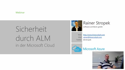 Sicherheit durch professionelles Application Lifecycle Management in der Microsoft Cloud