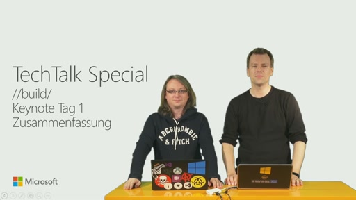 TechTalk Spezial: Build 2015