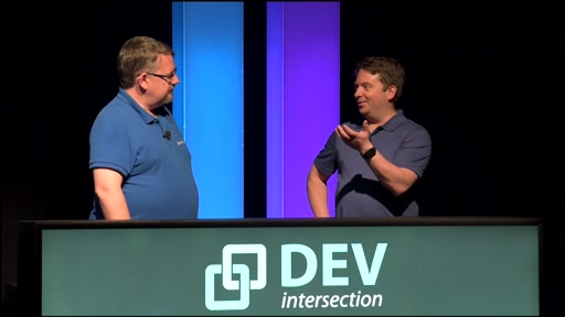 DEVintersection Europe Countdown Show on Azure with Paul Yuknewicz