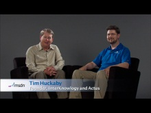 Bytes by MSDN: Jason Milgram and Tim Huckaby