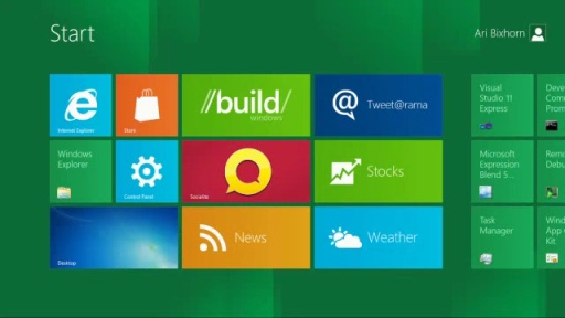 Windows Developer Preview: The Third IE10 Platform Preview