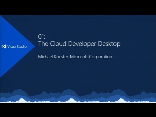 Katapult.12 - Cloud 9 - Scenario 1: The Cloud Developer Desktop