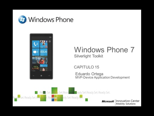 Silverlight Toolkit WP7