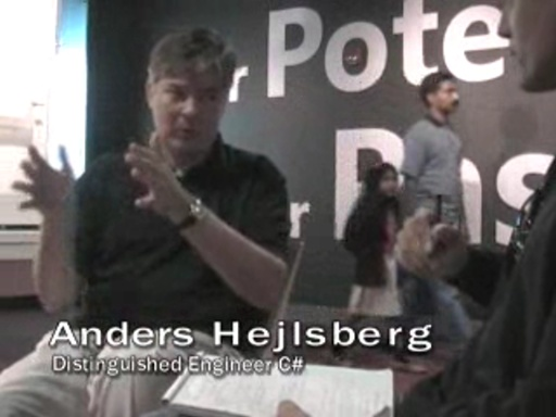 Anders Hejlsberg - Programming data in C# 3.0
