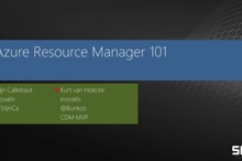 Azure Resource Manager 101