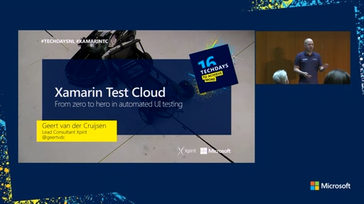 Xamarin test cloud: from zero to hero in automated UI testing
