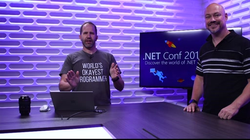 Welcome to .NET Conf 2018!