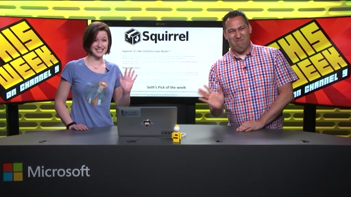 TWC9: A Hitchhikers Guide to the CoreCLR, System.Ben, Squirrel.Windows and more...
