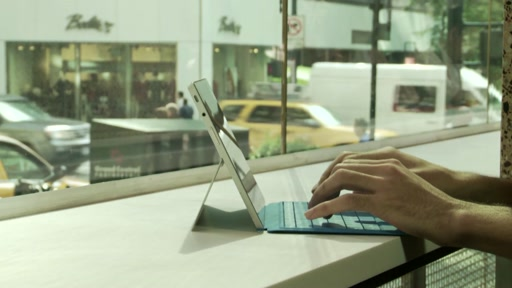 B-roll: Microsoft unveils Surface 2, Surface Pro 2 and accessories