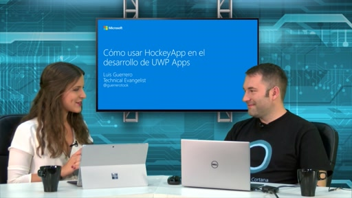 Programa 7 – Visual Studio Team Services y HockeyApp