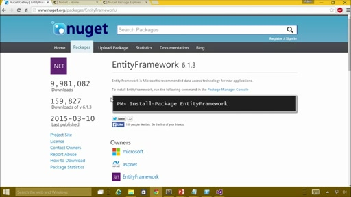 Package Management and Workflow Automation: (02) Package Management in .NET Applications