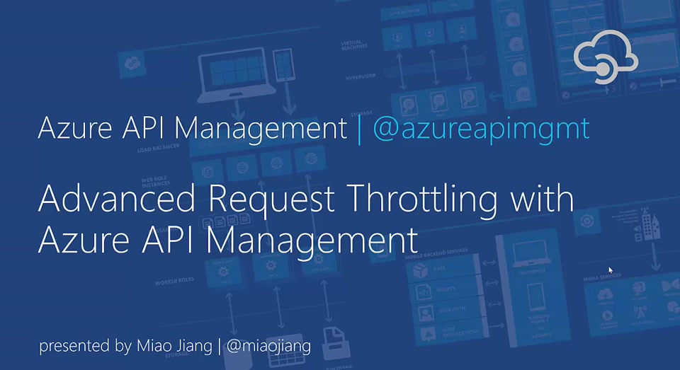 Advanced Request Throttling with Azure API Management