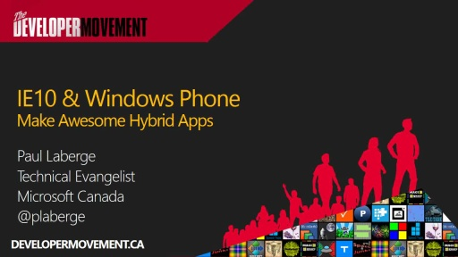 IE10 & Windows Phone Make Awesome Hybrid Apps
