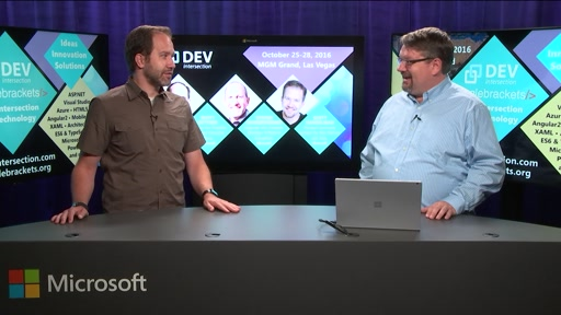 Scott Hanselman Kicks Off the DEVintersection & anglebrackets Fall CountDown Show #1