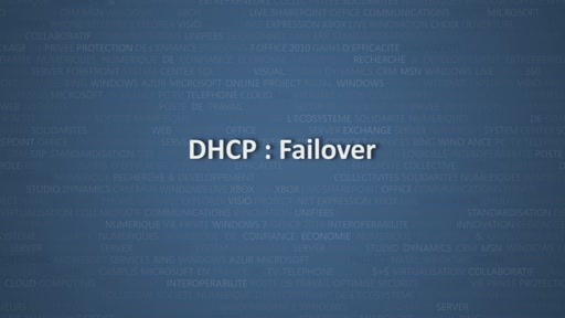 Services Réseaux de Windows Server 2012 - DHCP Failover Windows Server 2012