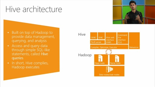 Getting Started with Microsoft Big Data: (03) Introduction to Hive and HiveQL
