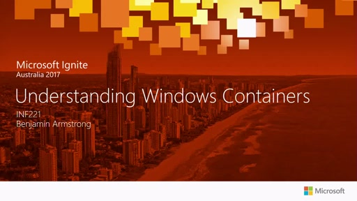 Understanding Windows Containers