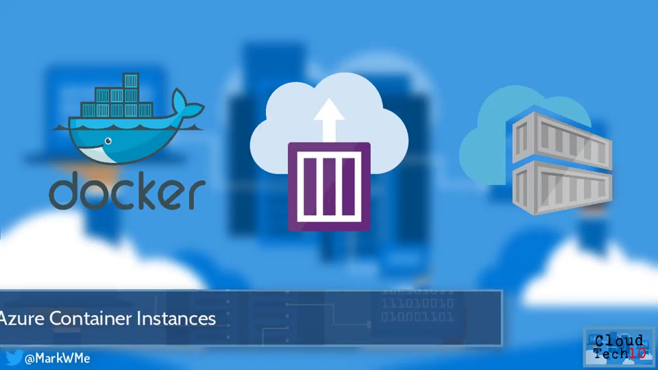 Using Azure Container Instances