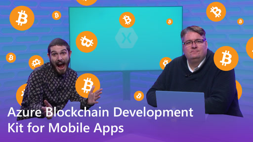 Azure Blockchain Development Kit for Mobile Apps