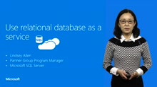 The app developer's managed cloud database (overview)