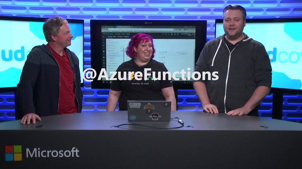Episode 231: Azure Functions Local Debugging and More with Donna Malayeri