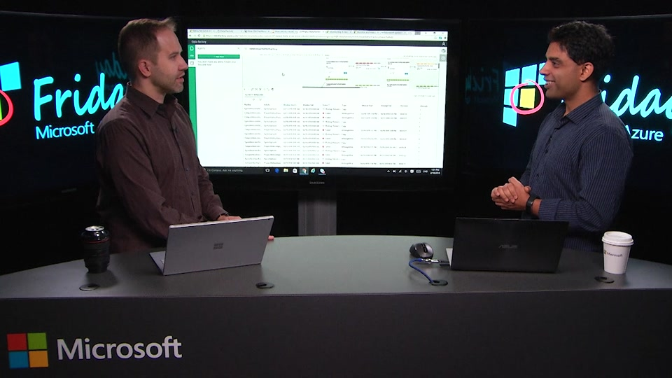 Azure Data Factory - Monitoring and managing big data pipelines