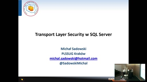 Transport Layer Security w SQL Server