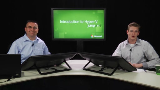 Introduction to Hyper-V Jump Start: (07) Integration with System Center 2012 Virtual Machine Manager