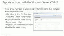 Monitor Workloads with System Center Operations Manager: (02) Monitoring Windows Server with Operations Manager