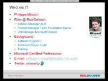 Agile Development with Team Foundation Server 2010