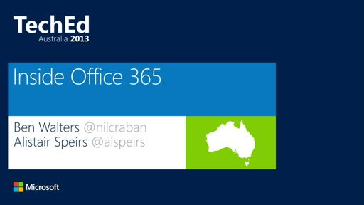 Inside Office 365