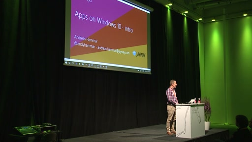 Appar på Windows 10 - introduktion
