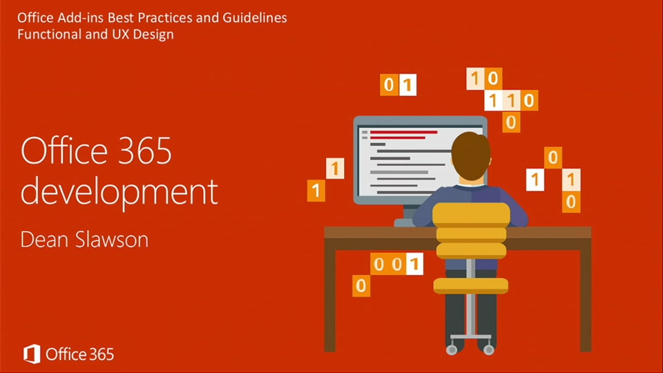 Office Add Ins Best Practices And Guidelines Functional
