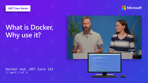 What is Docker, Why use it? [1 of 3]