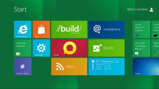 Connect Your Web Site to Your Windows 8 App
