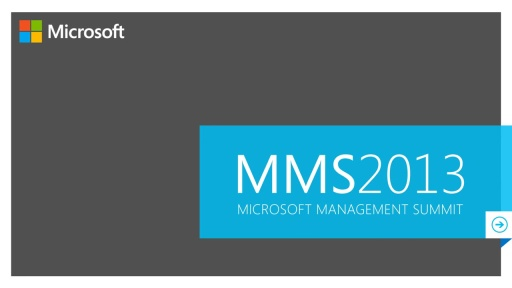 The MMS 2013 Treasure Hunt: Hidden Gems & Diamonds in Configuration Manager 2012