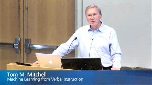 Machine Learning from Verbal Instruction