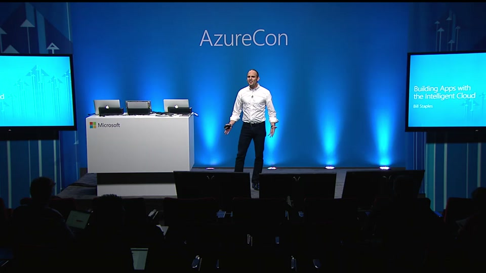 HIghlights: Building apps with the intelligent cloud