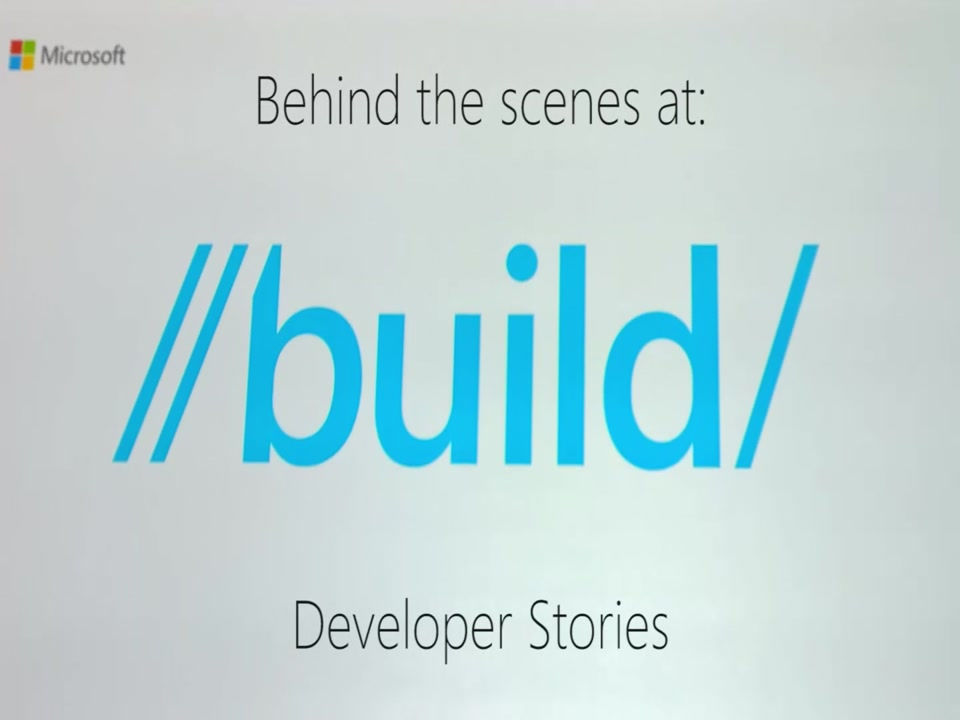 Developer Stories - Erez Altus  - Cortana Experiences Team