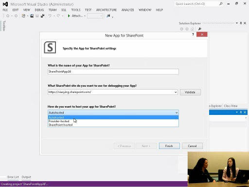 What's New with SharePoint Tools for Visual Studio 2012