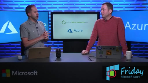 Open Service Broker for Azure
